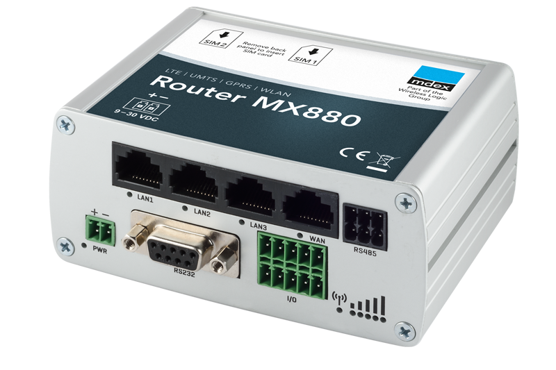 Router MX880